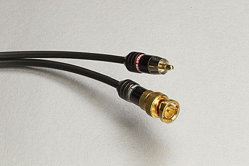 STRAIGHT WIRE - AUDIO INTERCONNECTS: Audio cables, video